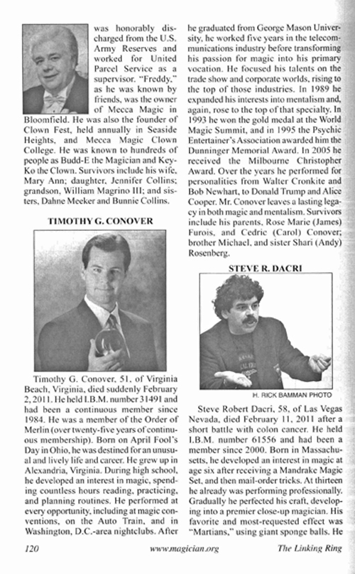 Article Thumbnail - Linking Ring_Tim Conover Obit 72dpi x500wide